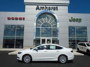 2016 Chrysler 200 LX wow price!!! MSRP $26,640 - NOW ONLY $19,75