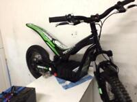 Oset 16 36Volt kids electric dirt bike