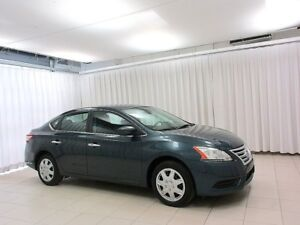 2013 Nissan Sentra PURE DRIVE SEDAN WITH AIR CONDITION!