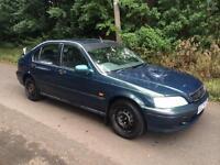 99 Honda Civic 1.4 (Lanes, Rally, Track Stock Car Etc)