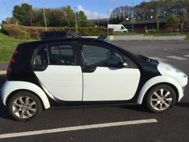 Smart Forfour Coolstyle 2005, 1.2l, Low Insurance,Low Tax, Very Reliable First Car !!!