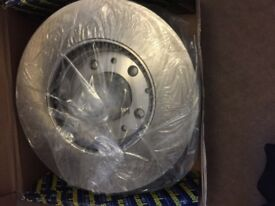 MAZDA 6 REAR BRAKE DISCS AND PADS (HATCHBACK (GG) 2.0)