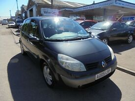 2005 05 renault scenic 1.6 16v dynamique. 30 + cars in stock.
