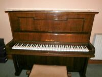 UPRIGHT PIANO.