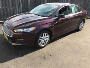 2013 Ford Fusion SE, Automatic, Steering Wheel Controls