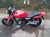Honda CB400 Super Four NC31