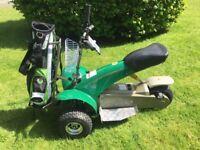 Golf Buggy FAIRWAY RIDER G3