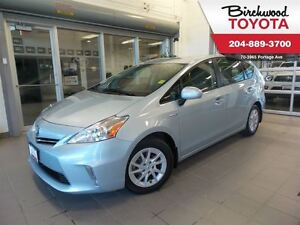 2014 Toyota Prius v 5dr HB Base Package