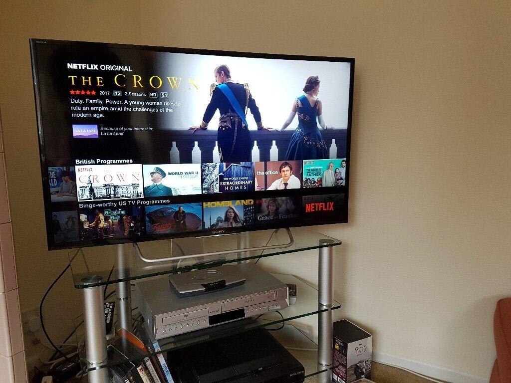 40 inch TV Sony Smart HD Television  18f7690a3b33