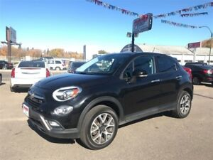 2016 Fiat 500X AWD Lounge PST Paid!