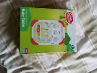 Chad valley baby toy tablet