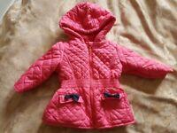 Spring/Autumn jacket 86cm 9-12 months