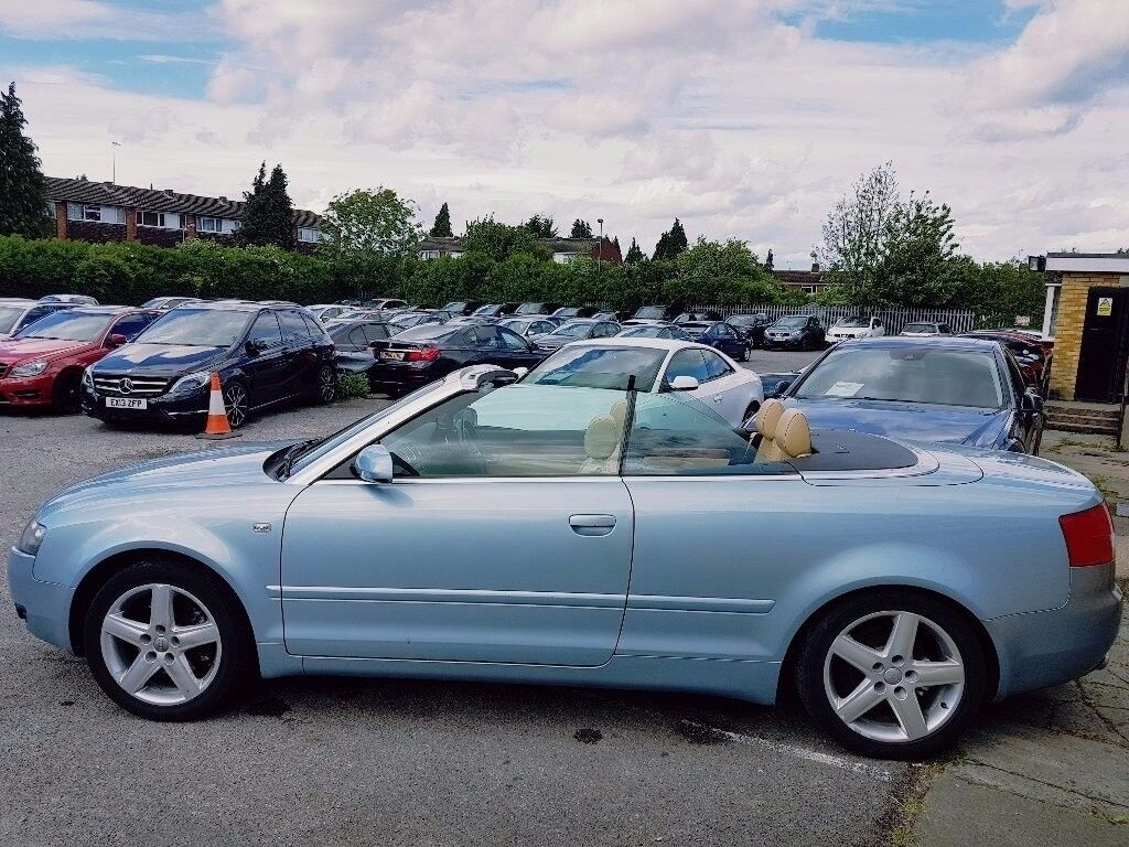 Audi A4 cabriolet 3 0L V6 | in Norwich, Norfolk | Gumtree
