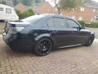 "Bmw e60 spider style 172 19""alloys with tyres"