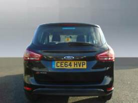 Ford B-Max ZETEC (black) 2014-09-10