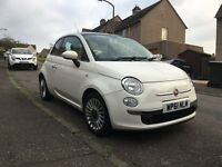 Fiat 500. low mileage and excellent condition
