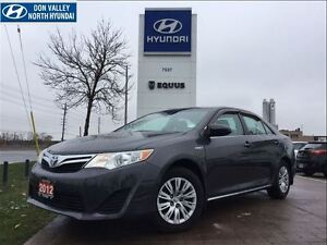 2012 Toyota Camry Hybrid LE- DUAL CLIMATE CONTROL