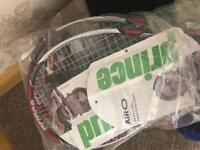 Brand new pair of tennis racquets