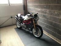 Ducati Monster S4RS. LOW miles. All original. Nice upgrades. MINT.