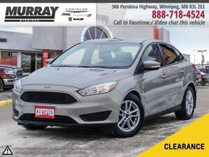 2015 Ford Focus SE *AUTO/AIR/LOCAL/ACCIDENT FREE/GREAT ON GAS*