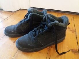 Nike high top trainers WINTER