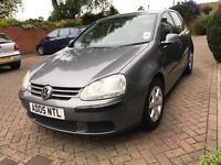 Vw golf 1.6 S automatic 2005 low mileage,lovely car,drives well,p-ex welcome calls only!