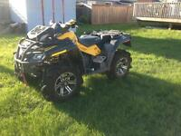 FOR SALE 2012 CAN-AM XMR 800 LIKE NEW!!