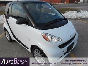 2011 Smart ForTwo Passion *** CERTIFIED & E-TESTED *** $6,399