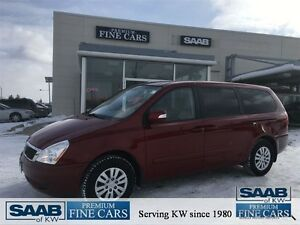 2012 Kia Sedona ONE OWNER NO ACCIDENTS LX 7 PASSENGER LOW KM'S
