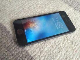 IPhone 5s on o2 16gb (space grey)