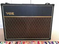 VOX AC30 CC2X with optional Dr Z Amps Brakelite Attenuator