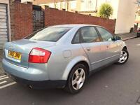 Audi A4 1.8 Turbo 2001 Looks and drives superb bargain! Not vectra BMW golf