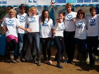 URGENT: FRANK Water recruiting volunteers and paid core team members at Larmer Tree Festival in July