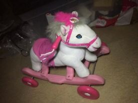 Disney rocking horse