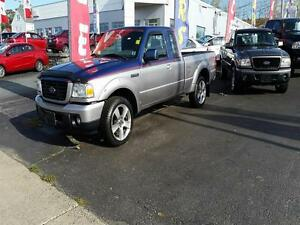 2008 Ford Ranger XLT SuperCab 4 Door 2WD