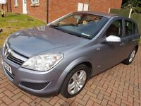 Vauxhall Astra 1.7 CDTi ecoFLEX Active 5dr cheap road tax £30 one year