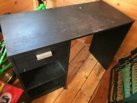 Black Desk / Computer Desk