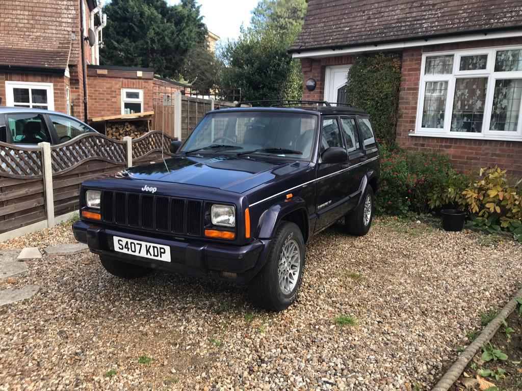 Jeep Cherokee XJ 1998 40 Limited