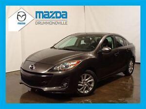 2012 Mazda MAZDA3 GS CUIR + TOIT!!
