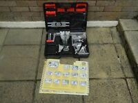 Vice and clamp set JML