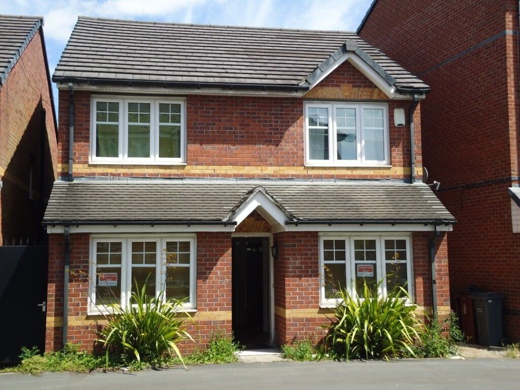 Four Bedroom Modern New Build House For Sale In Cheetham ...