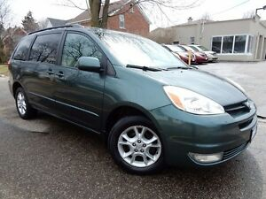 2004 Toyota Sienna XLE AWD | POWER DOOR/TAILGATE | NO ACCIDENTS