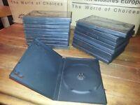 DVD Cases Single x150 (61#)
