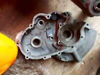 Vespa engine casings