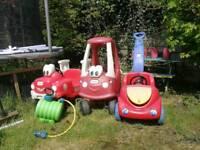 Free kids Garden toys