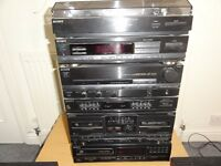 Sony Hi Fi Stacking System