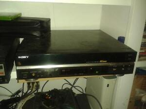 sony lazerdisk player with several movies like T2 ..