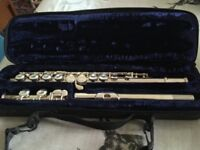 Flute Trevor James 10x used -good condition
