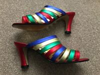 Bally Sandals Size 38.5