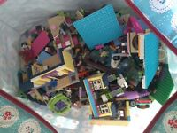 Huge collection of Lego sets